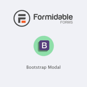 Formidable Forms ? Bootstrap Modal