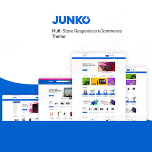 Junko ? Technology Theme for WooCommerce WordPress