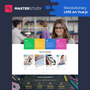 Masterstudy Education ? LMS WordPress Theme
