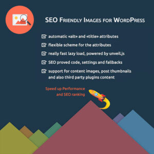 SEO Friendly Images Pro for WordPress