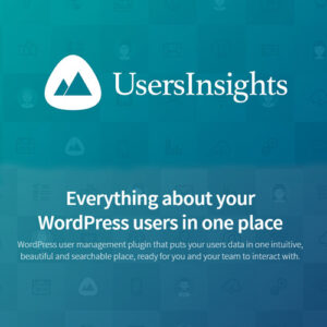 Users Insights ? Integrations