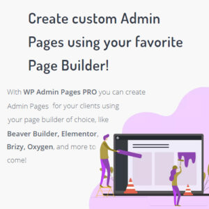 WP Admin Pages PRO