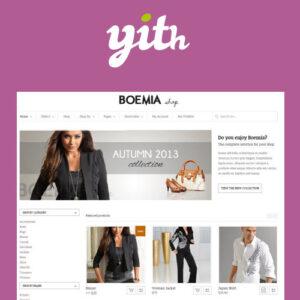 YITH Boemia ? The Best WordPress E-Commerce Theme