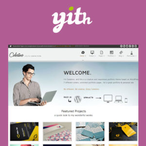 YITH Celestino ? Clean and Creative Portfolio Theme