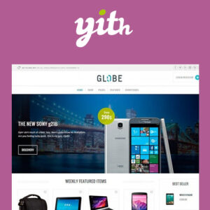 YITH Globe ? Hi-Tech WordPress E-Commerce Theme