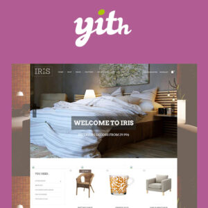 YITH Iris ? Interior Design WordPress Theme