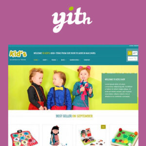 YITH Kidshop ? A Creative Kid?s E-Commerce Theme