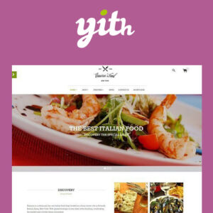 YITH Panarea ? Restaurant and Food WordPress Theme