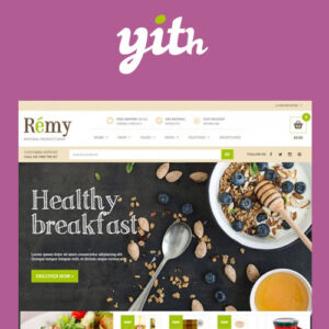 YITH Remy ? Food and Restaurant WordPress Theme
