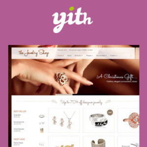 YITH The Jewelry Shop ? A Luxurious and Elegant Theme
