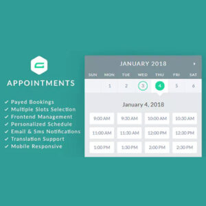 gAppointments ? Appointment booking addon for Gravity Forms